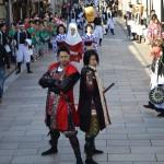 三次義士祭と広島城二の丸